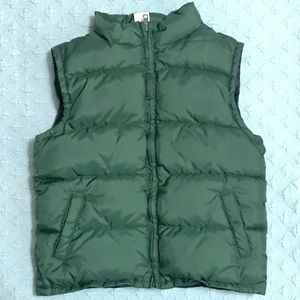 Gymboree Vest Green Boys Size Small